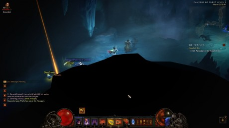 Diablo III Patch Test Realm (PTR) запущен